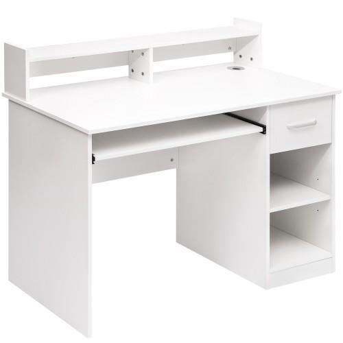 office computer desk laptop desk writing desk with hutch and rh banggood com