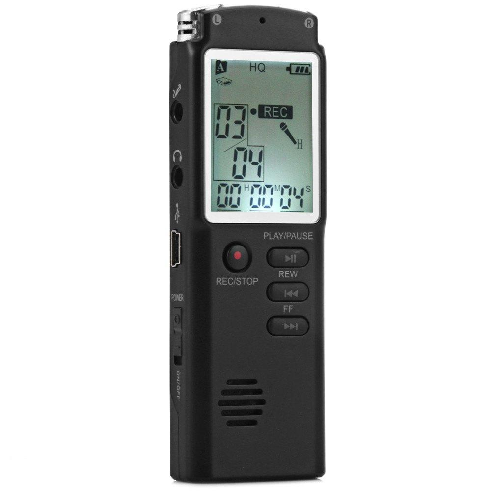 t60 mini 8gb low noise digital audio voice recorder mp3 player sale rh banggood com Sony ICD Ux512 Manual Sony ICD Ux512 Manual