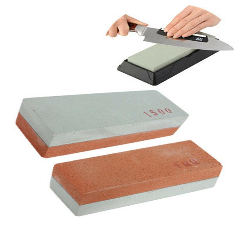 400X1500 Two Sides Sharpening Stone Whetstone Polishin Knife Grinder