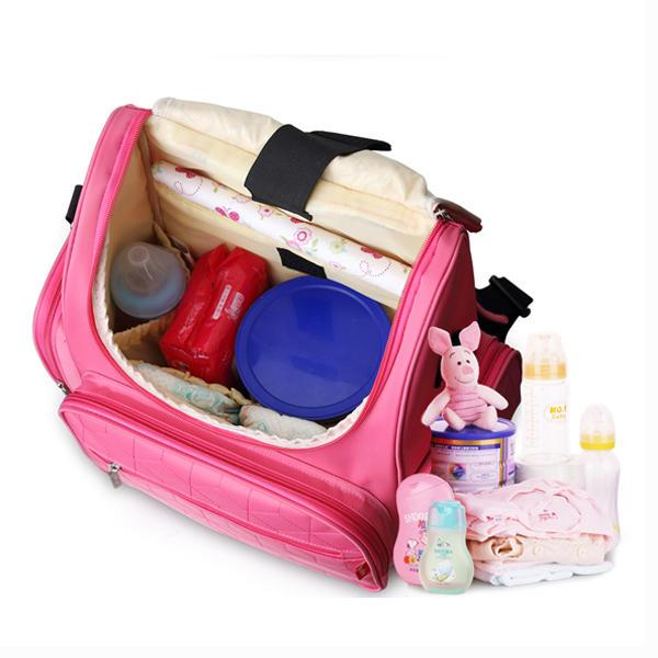 Insular® Women 861.062 Multifunctionele Luierzak Reisrug voor Mama Moeder