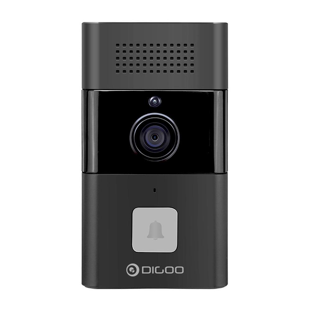 DIGOO DG-XYB 720P HD WIFI Wireless Smart Video Doorbell Two-way Audio Message Function Smart Home Security Monitor