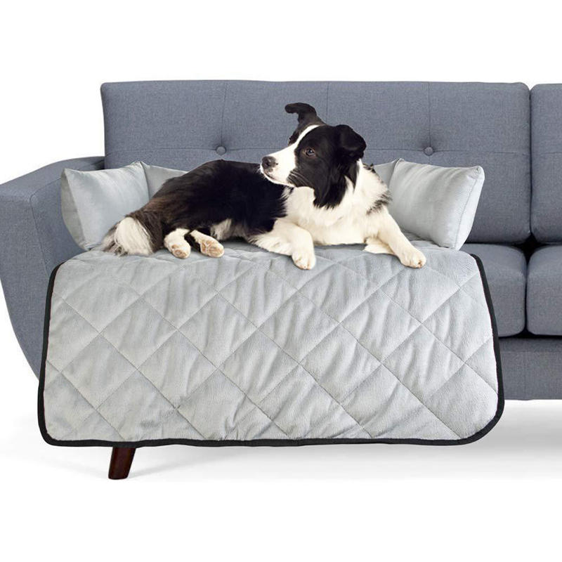 Water-Resistant Pet Furniture Protector Dog Cat Sofa Pet Mat Soft Sofa Cover Bed