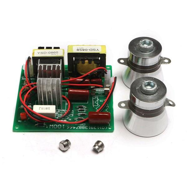 ac 220v ultrasonic cleaner power driver board with 2pcs 50w 40kac 220v ultrasonic cleaner power driver board with 2pcs 50w 40k transducers cod