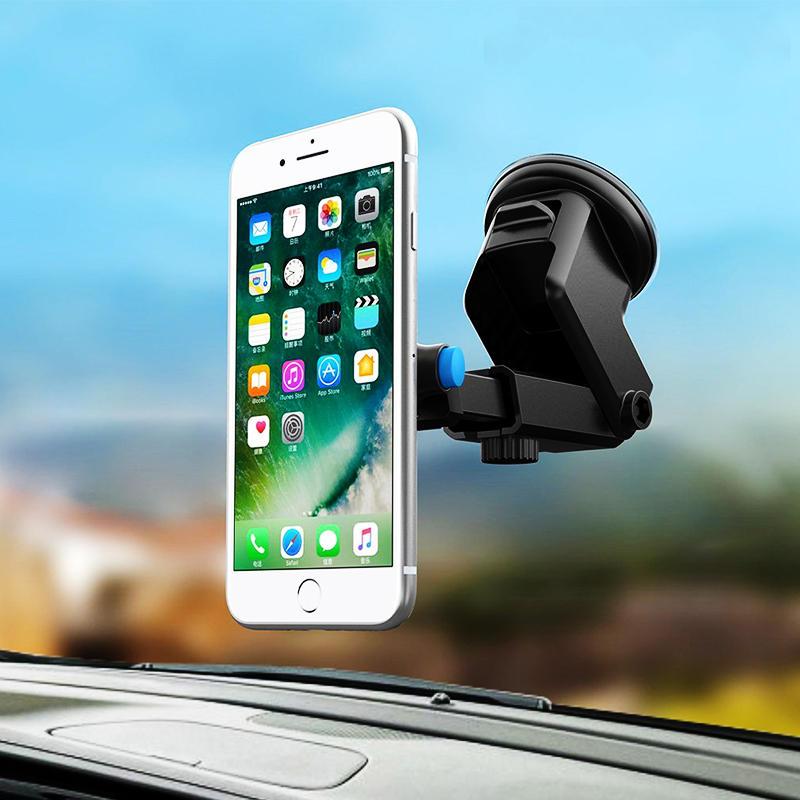 Bakeey Supporto per telefono universale regolabile supporto per auto per iPhone Xiaomi Samsung