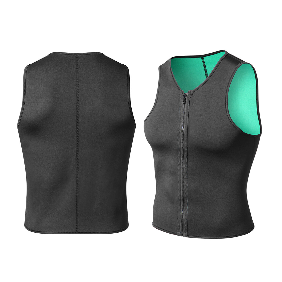 Neoprene Body Shaper Slimming Slim Sweat Trainer Yoga Gym Cincher Vest Shapewear