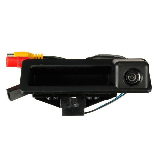Обратная ручка HD камера CCD для BMW E82 E88 E84 E90 E91 E92 E93 E60 E61 E70 E71