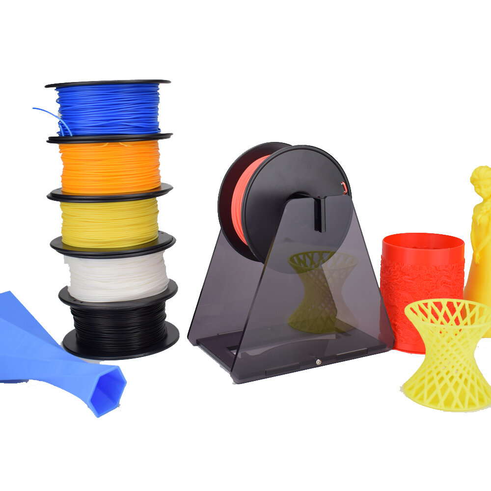 Easythreed® 250g/Roll 1.75mm PLA 3D Printer Filament
