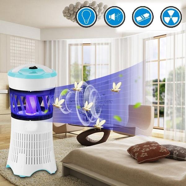 LED Flying Insect Killer Lamp เครื่องดักจับแมลงไฟยุงมัสเทลดักจับแมลงศัตรูพืช