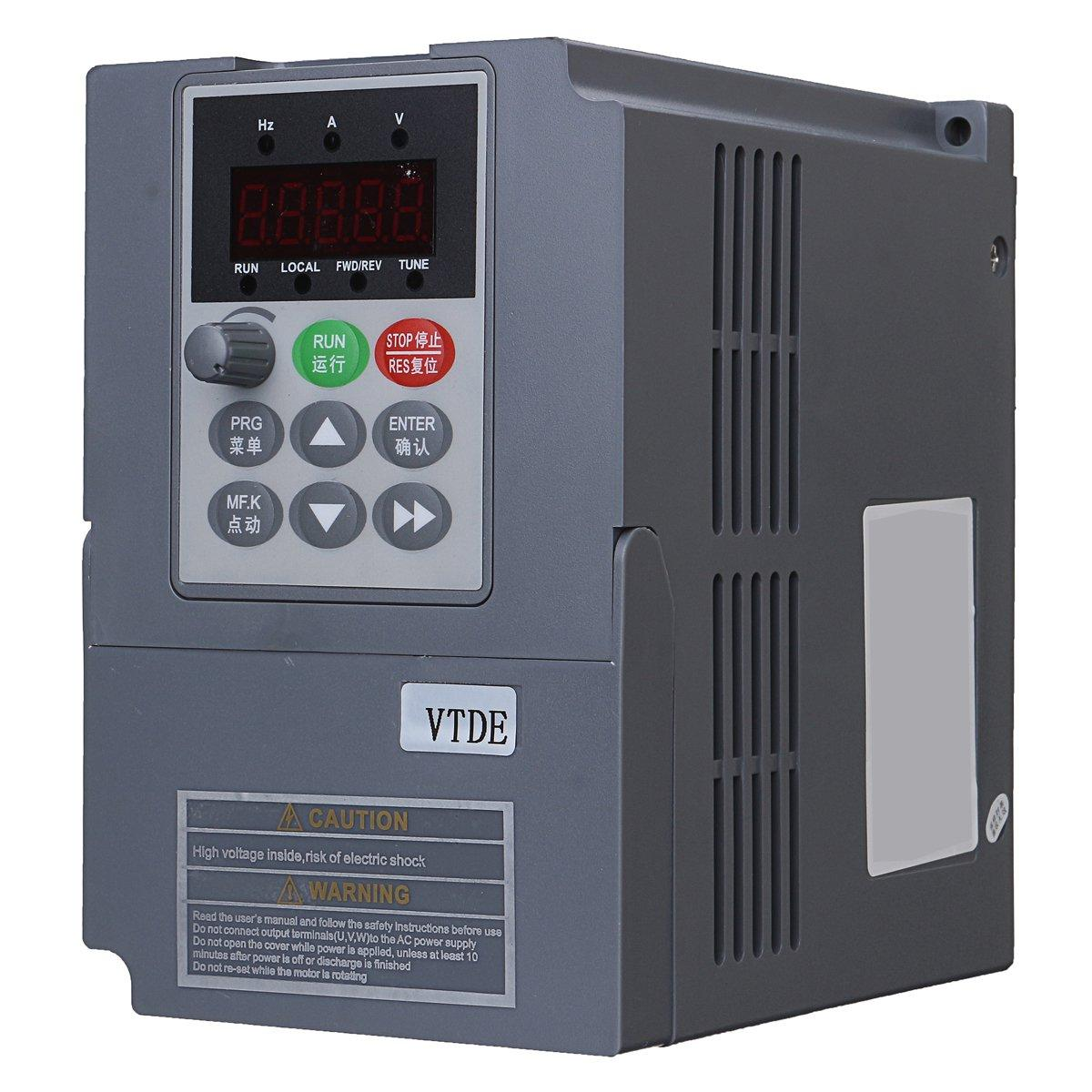 Static Inverter Drive : Kw ph v vfd inverter drive variable frequency