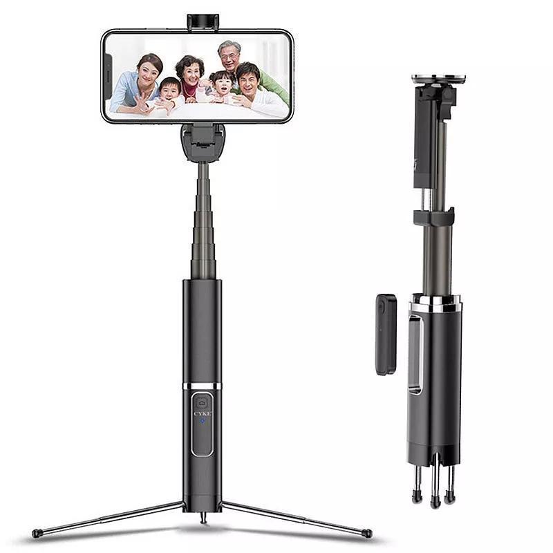 USAMS bluetooth Selfie Палка Штатив Дистанционный Выдвижной монопод для iPhone 7 8 X Samsung