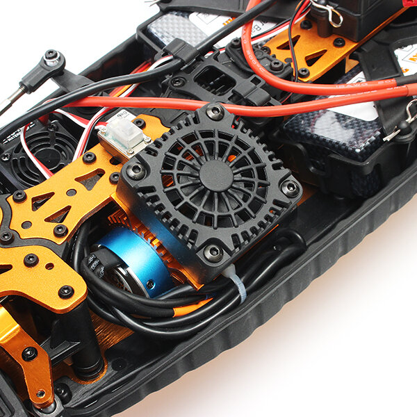Dhk 8382 maximus 1 8 120a 85km h 4wd brushless monster for Motor age coupon code
