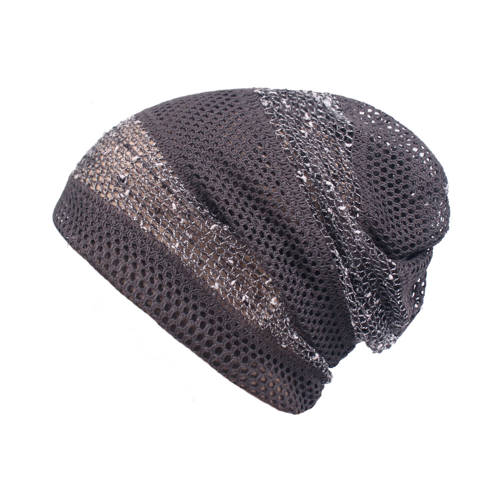 fb21100e Womens Hollow Out Slouchy Beanie Hat Outdoor Breathable Chemo Cancer  Alopecia Turban COD