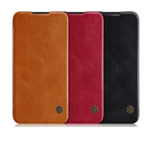 NILLKIN Flip Shockproof Smart Sleep Leather Protective Case For Xiaomi Mi Play