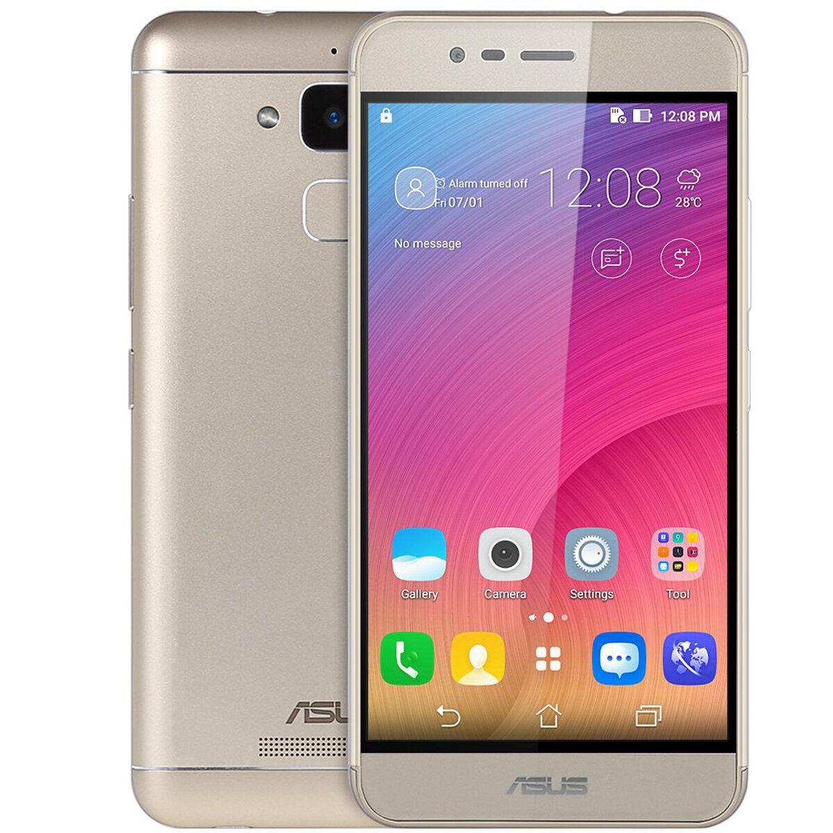 Asus Zenfone Pegasus 3 X008 52 Inch 3gb Ram 32gb Rom Mt6737 Quad Core 4g Smartphone