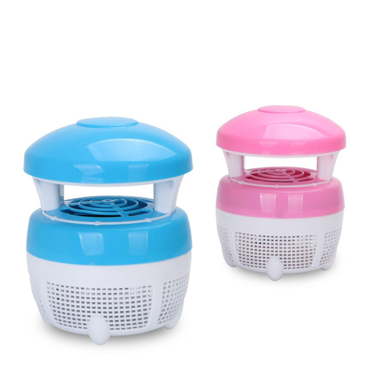 5W LED USB Mosquito Dispeller Repeller Mosquito Killer Lamp Bulb Electric Bug Insect Zapper Pest Trap Light
