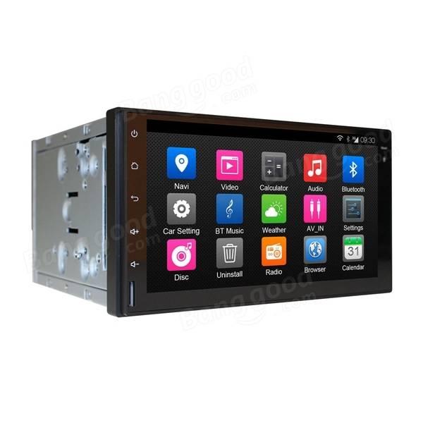 Navigation Quad-Core-Android-Unterstützung OBD DAB IPOD für Universal GPS Ownice C300 OL-7001T Auto