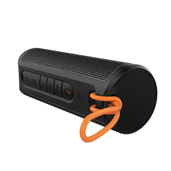 Dual Drivers Waterproof Outdoors Stereo bluetooth Speaker With Mic Portable  AUX TWS
