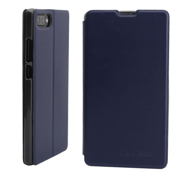 Flip PU Leather With Stand Protector Cover Case For DOOGEE MIX