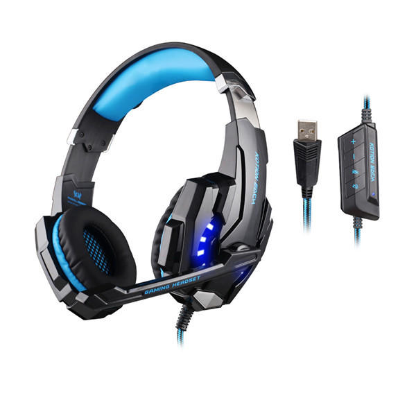 Kotion Each G9000 Usb 71 Surround Sound Gaming Headphone Headset