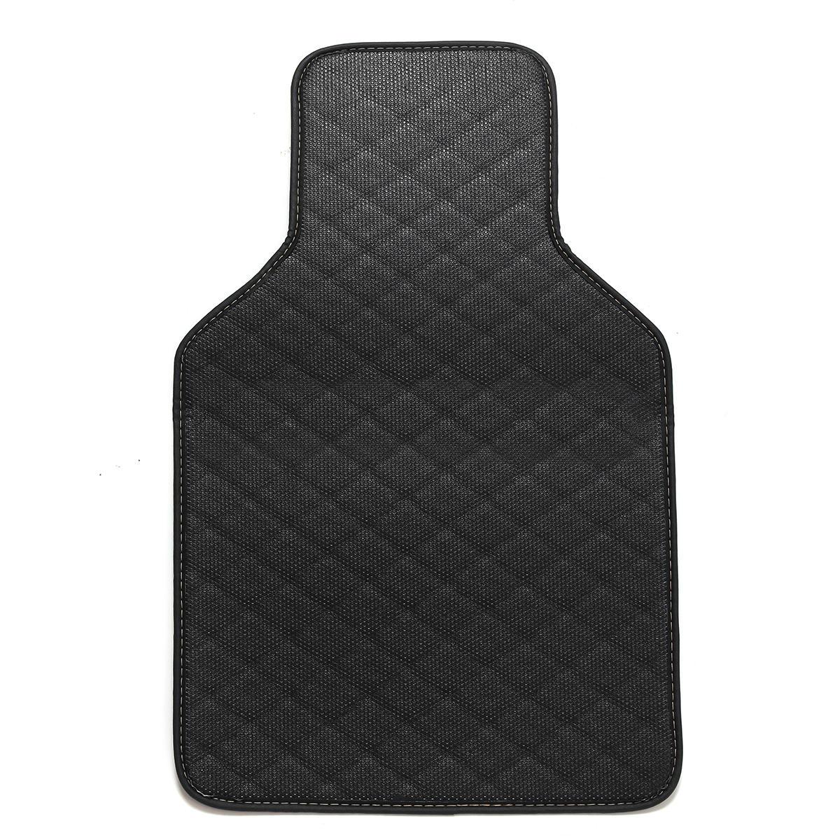 4 PCS Car Floor Mats Front & Rear Carpet Mat Waterproof For Volvo v40 v60 xc70 v90 xc90 c30 xc60
