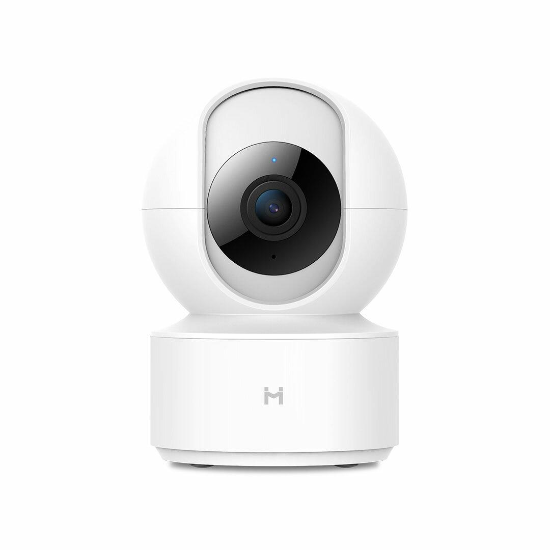 XIAOMI Mijia H.265 1080P Version nuit 360 ° Smart AI Caméra IP Moniteur pour bébé Webcam Panoramique