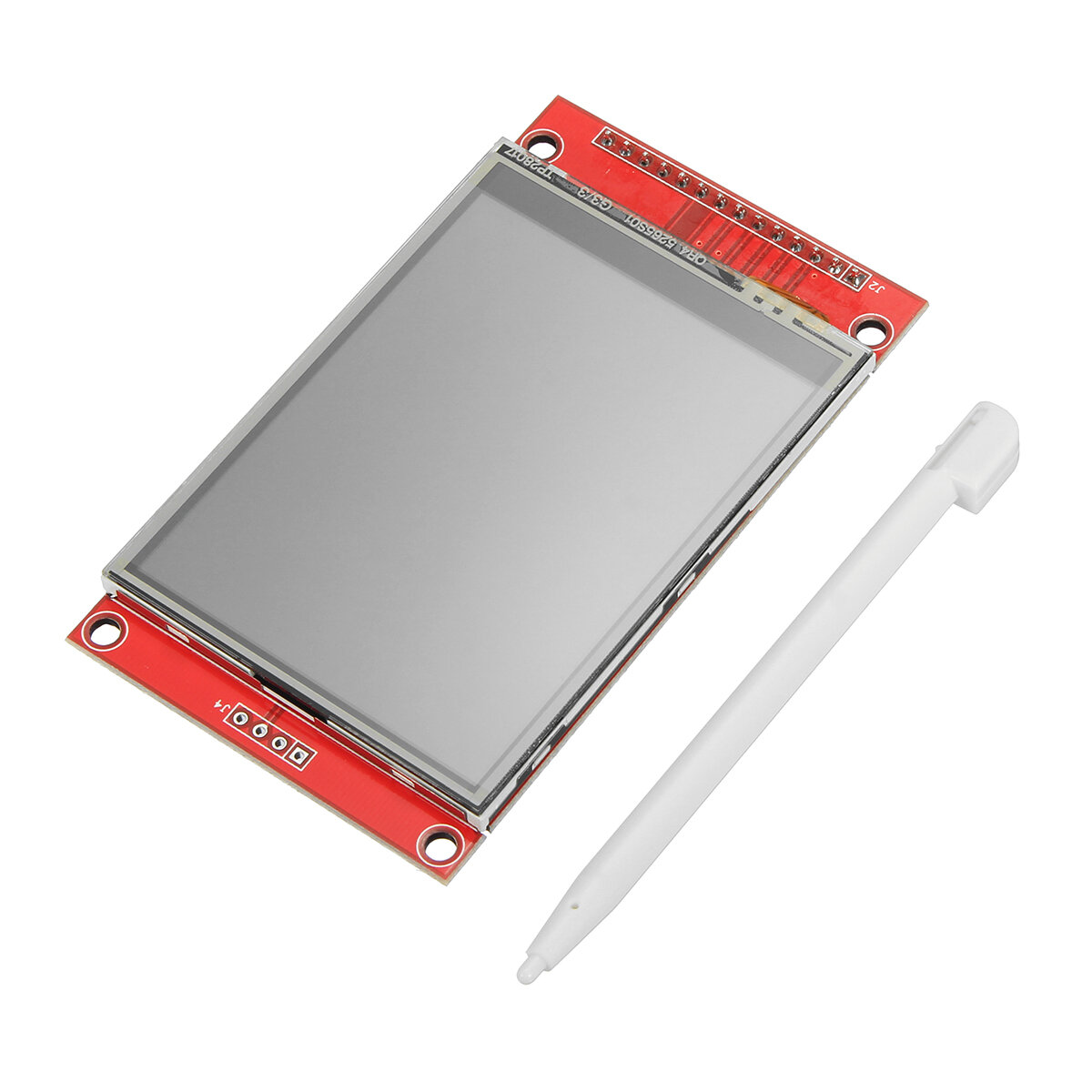 2.8 Inch ILI9341 240x320 SPI TFT LCD Display Touch Panel SPI Serial Port Module