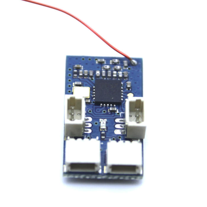 A7105 Mini Receiver Compatible with FlySky 8CH PPM AFHDA and Hubsan 6CH PPM