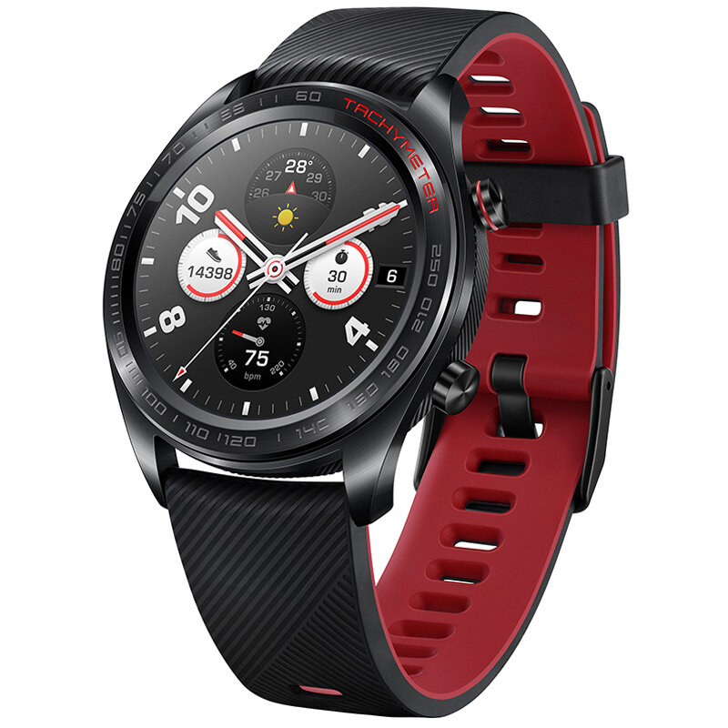 Huawei Honor Reloj Magia Smart Watch 1.2 'AMOLED GPS Multi-sport Long Batería Life Smart Watch