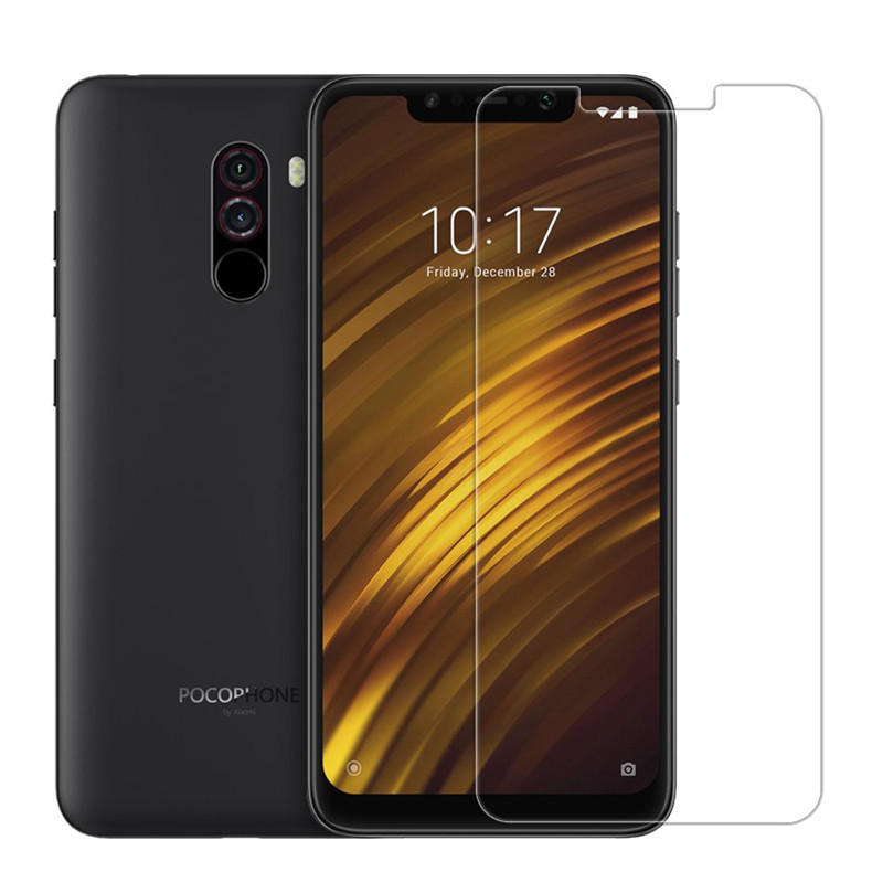 Bakeey™ Anti-scratch HD Clear Ultra Thin Protective Film Screen Protector for Xiaomi Pocophone F1