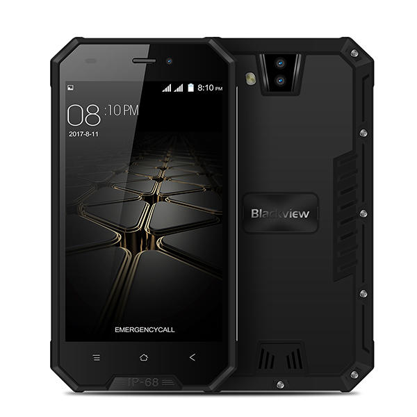 Blackview BV4000 4.7 Pollici IP68 1GB 794.980 8 GB rom MT6580A 1.3GHz Quad Core 3G Smartphone