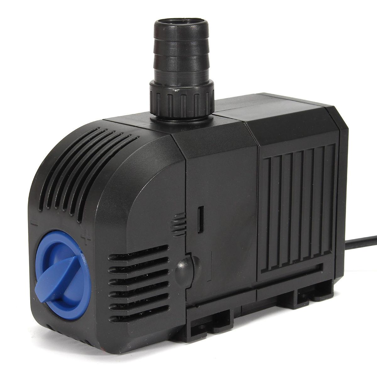 Submersible Pump Aquarium Fish Tank Fountain Water Hydroponic Easy Useful In Short Supply Fish & Aquariums Pumps (water)