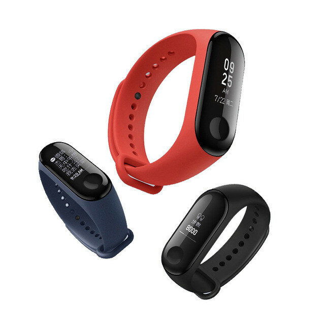 Men's Watches Watches Smart Wristband Fitness Bracelet Big Touch Screen Oled Message Display Heart Rate Time Smartband Ip68 Waterproof Smart Watch