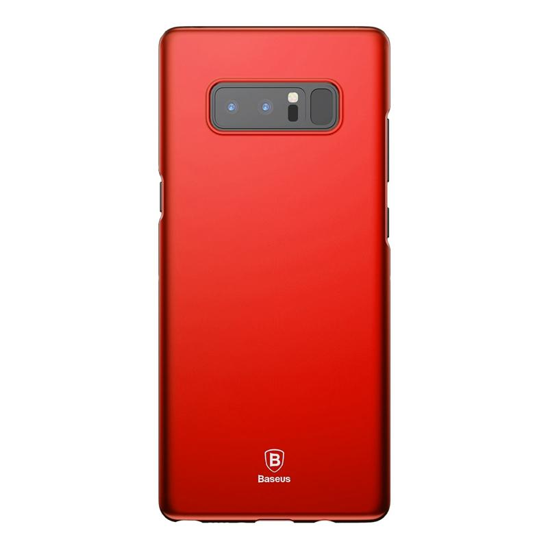 Baseus Hard PC Ultra Thin Anti Custodia per impronte digitali per Samsung Galaxy Note 8