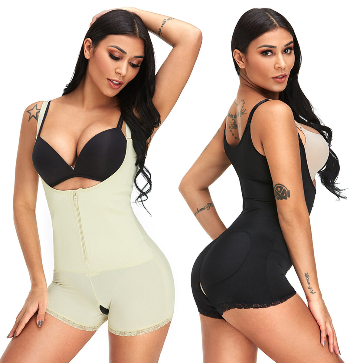7e3cb62bd Women Body-Shaping Clothes Girdles for Belly Reducing Shapewear Firm  Control Abdomen Waist Support Trainer Slimming Girdle Belt - Black S COD
