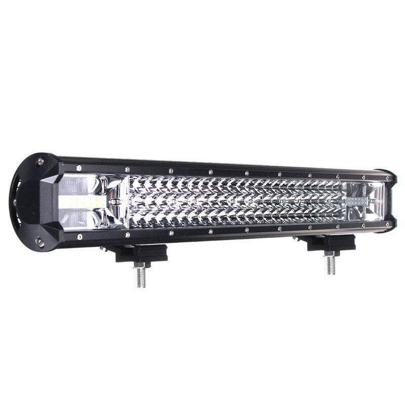 22 Inch 648w Led Light Bars Flood Spot Combo Beam Driving