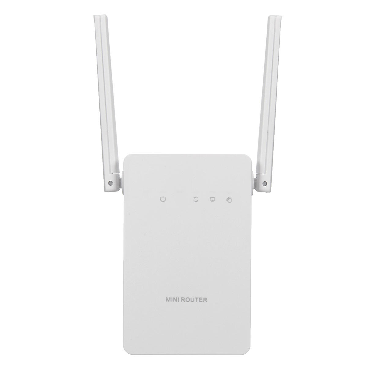 2.4GHz 300Mbps Wireless WiFi Range Extender Router AP US Plug