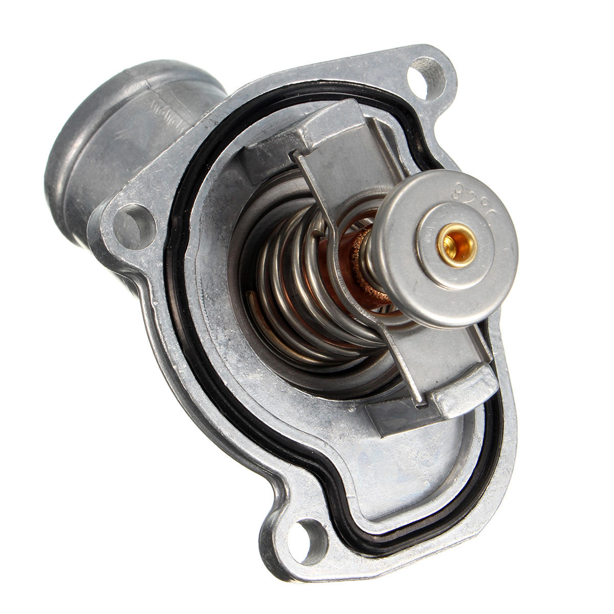 New engine coolant thermostat kit for opel vauxhall corsa