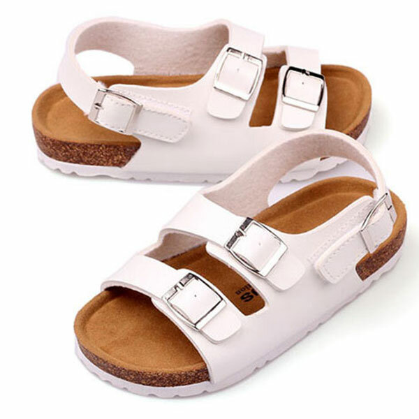 31c2892c7 children cork roman shoes boys girls casual sandals kids summer beach sandal  at Banggood sold out