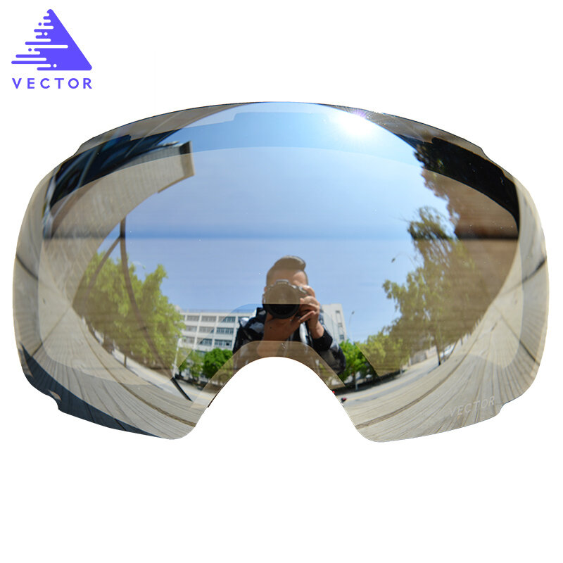 6de10d700c9 vector ski goggles replaceable plus lens red uv400 anti fog snow skiing  glasses Sale - Banggood.com sold out