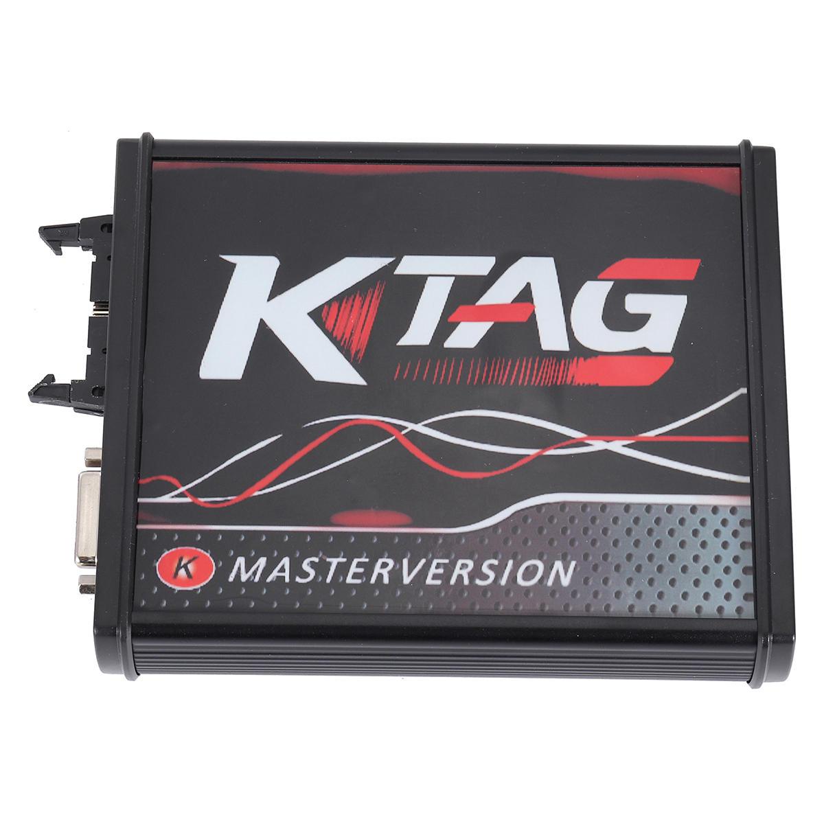 Pour V2.23 KTAG ECU Câble de programmation Outil V7.020 PCB Version en ligne Jeton illimité