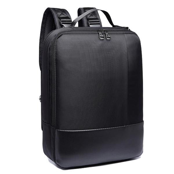 d375fdd215a7 16.5inch Laptop Multifunctional Men Nylon Backpack Business Travel Handbag  Crossbody Bag COD