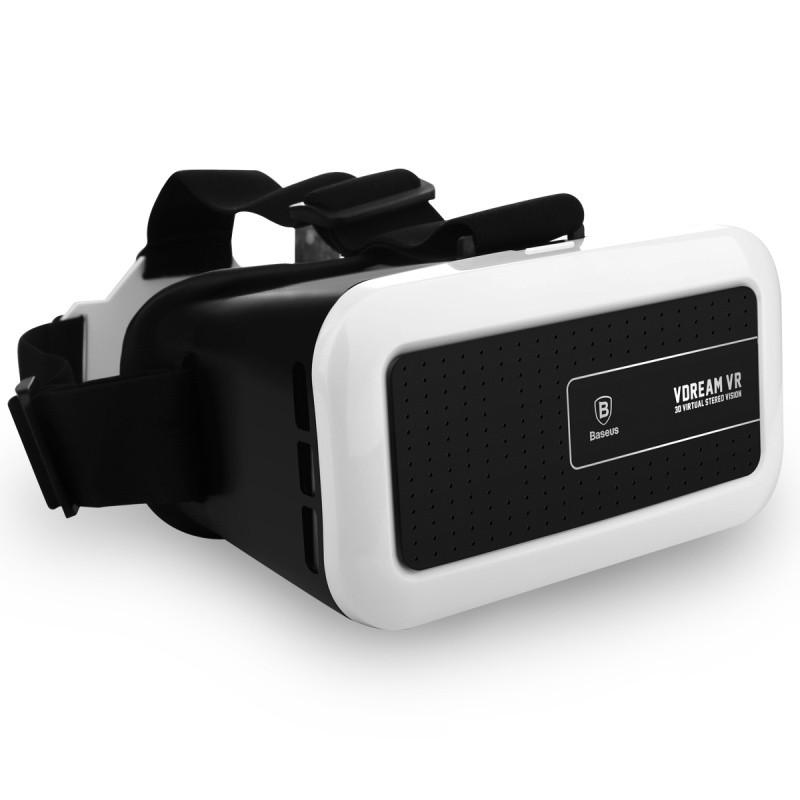 Baseus Dreamland Headbrand VR Virtual Reality Box 3D Glasses 4-6 Inch
