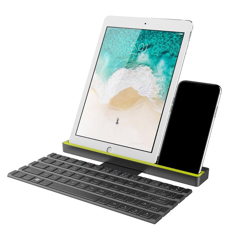 Rock Rollable bluetooth Keyboard For iPhone iPad Samsung Tablet PC iOS Android Windows Devices