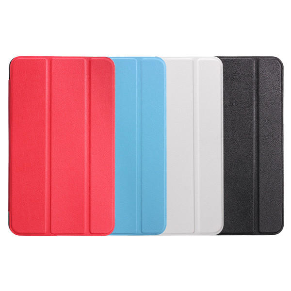 Folding Stand Karst PU Leather Case Cover 7 Inch for Samsung T280