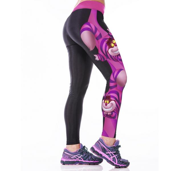 7bc1880265 athleisure unique printed yoga gym workout running legging pant clothes  slimming clothing at Banggood sold out