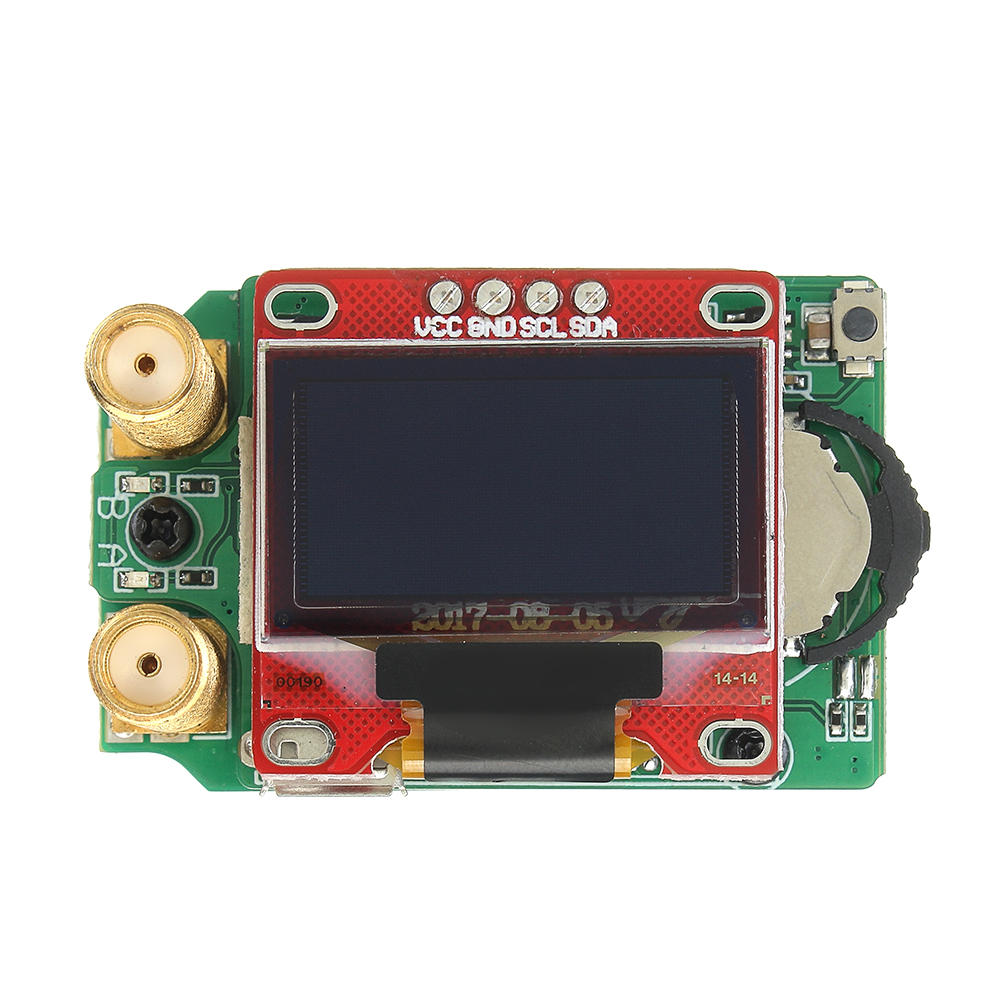 Realacc RX5808-PRO-PLUS-OSD 5.8Ghz 48CH FPV Receiver Achilles Open Source For Fatshark Goggles