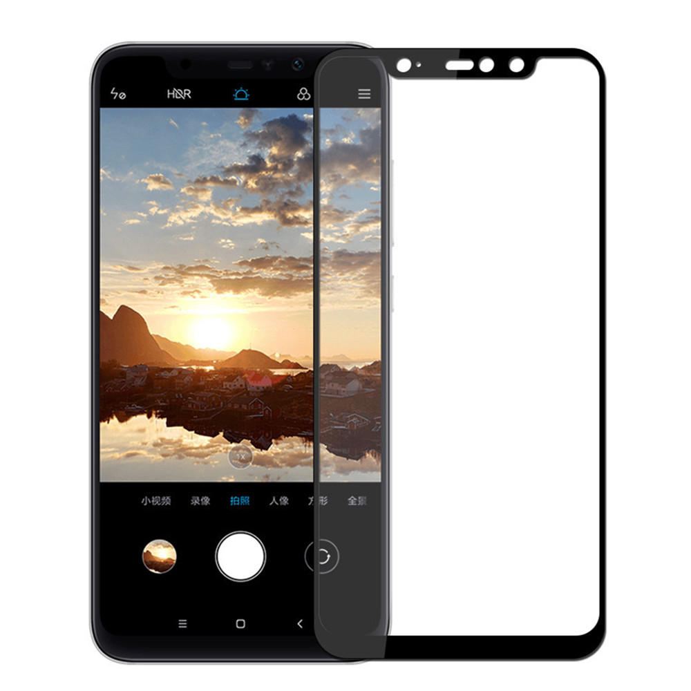Mofi 9h Anti Explosion Full Cover Tempered Glass Screen Protector For Zuk 2