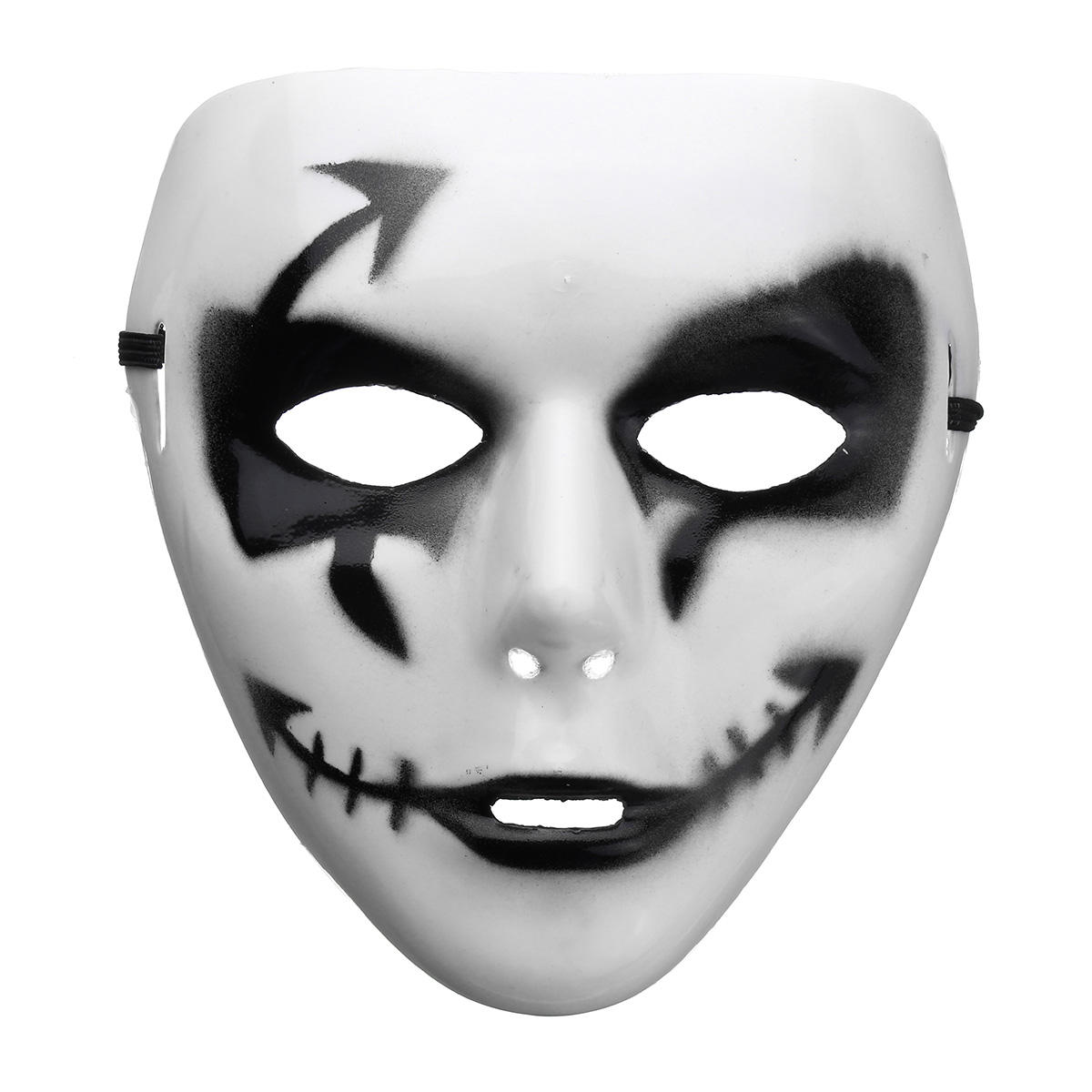 Halloween Small Arrow Face Mask Party Masks Dance Cosplay Prop