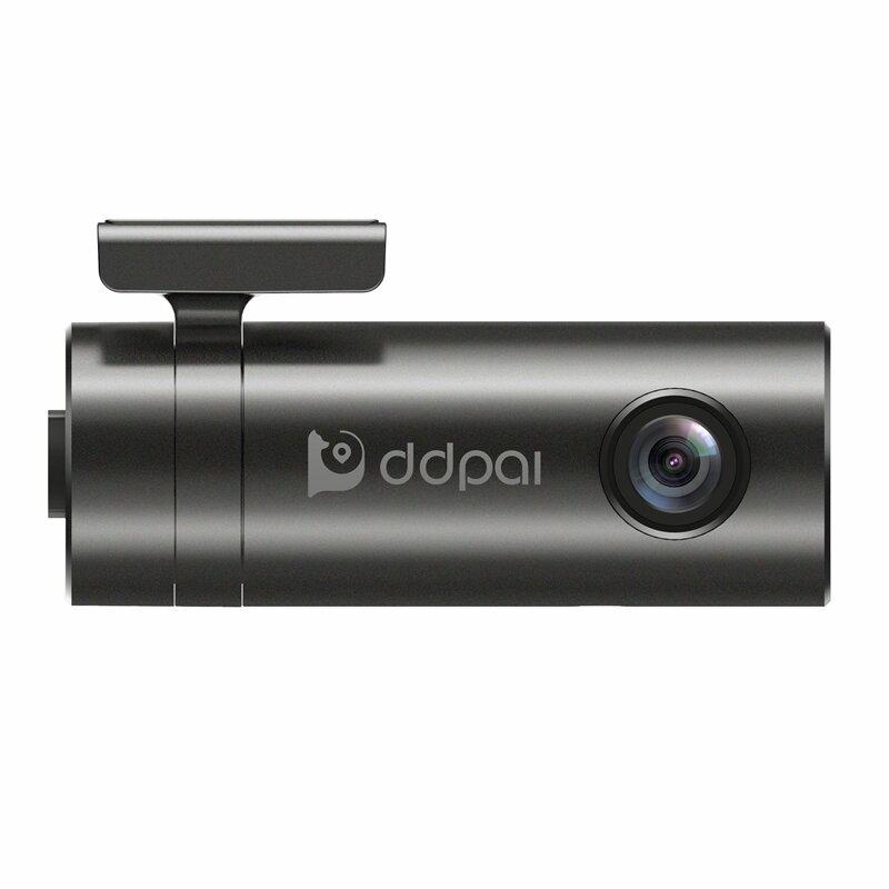 DDPai mini Dash Cam Internation Version WiFi Car DVR 1080P FHD Night Vision Dash Cam Recorder Auto Camcorder