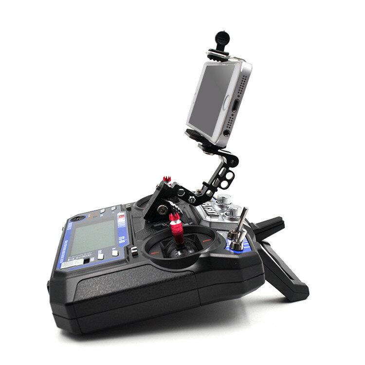 Soporte de Transmisor Teléfono Celular Tableta Soporte de Montaje para Flysky FS-I6